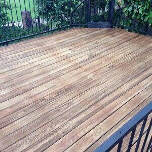 Oil Or Acrylic Choose The Right Deck Paint Stain Angie S